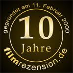 10 Jahre Filmrezension.de